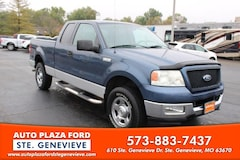 2004 Ford F-150 Supercab 133 XLT 4WD Truck