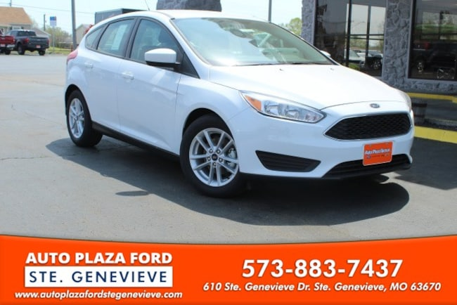 New 2018 Ford Focus SE Sedan For Sale/Lease Genevieve, MO