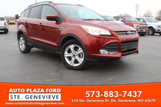 used 2016 Ford Escape SE SUV For sale Sainte Genevieve, MO