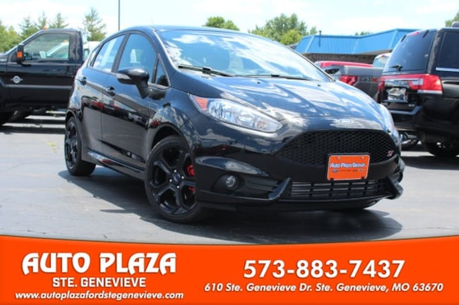 New 2017 Ford Fiesta ST Sedan For Sale/Lease Genevieve, MO