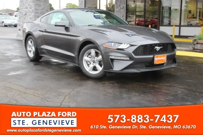 New 2019 Ford Mustang Ecoboost Coupe For Sale/Lease Genevieve, MO
