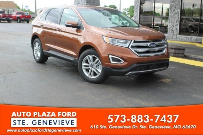 used 2017 Ford Edge SEL SUV For sale Sainte Genevieve, MO