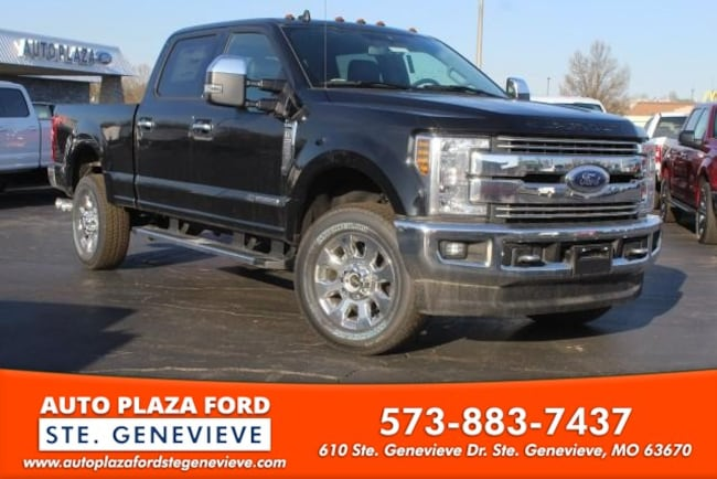 New 2019 Ford Super Duty F-250 SRW 4WD Lariat Crew Cab Truck For Sale/Lease Genevieve, MO