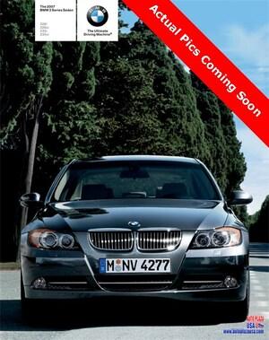 2007 BMW 335i 335i