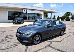 2021 BMW 330 i (NA) Rear-wheel Drive Sedan