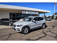 2021 BMW X3 xDrive30i All-wheel Drive Sports Activity Vehicle SAV