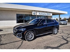 2021 BMW X6 xDrive40i All-wheel Drive Sports Activity Coupe