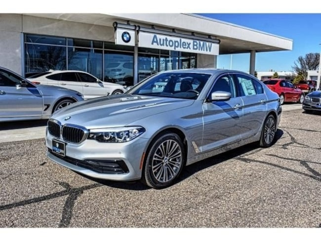 2019 BMW 530i Sedan