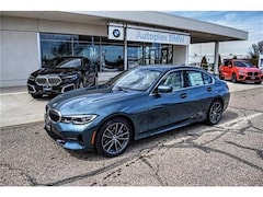 2021 BMW 330 i Rear-wheel Drive Sedan