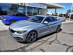 2018 BMW 430i i Coupe