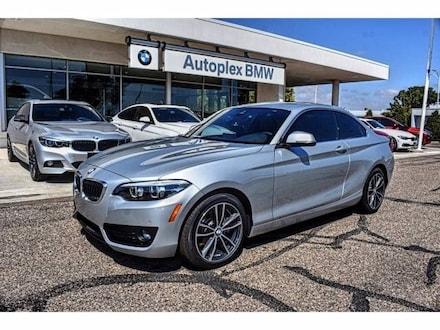 2019 BMW 230 i xDrive All-wheel Drive Coupe