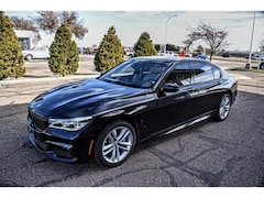 2017 BMW 750i xDrive Sedan in [Company City]