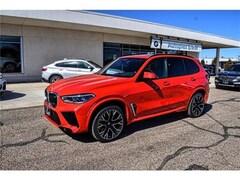 2021 BMW X5 M All-wheel Drive SUV