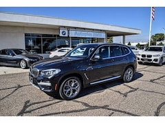 2021 BMW X3 xDrive30i All-wheel Drive Sports Activity Vehicle SAV