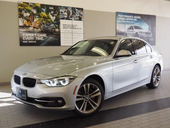 2017 BMW 330i w/South Africa Sedan