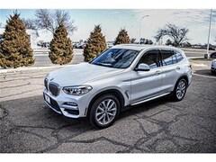 2018 BMW X3 xDrive30i All-wheel Drive Sports Activity Vehicle