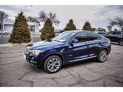 2018 BMW X4 xDrive28i All-wheel Drive Sports Activity Vehicle Sports Activity Coupe