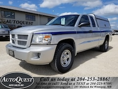 2009 Dodge Dakota ST - 3.7L, Cruise, Tradesmen Cap w/ Side Access! Extended Cab