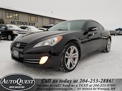 2010 Hyundai Genesis Coupe - NAV, 6 Spd. Manual, Htd. Leather, Pwr. Sunroof! Coupe