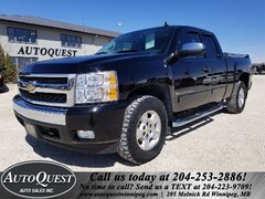2008 Chevrolet Silverado 1500 LT - 4x4! EXCELLENT CONDITION! Extended Cab