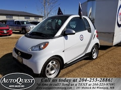 2013 smart fortwo Pure - Fuel Efficient 1L 3cyl, 2 Seater! Coupe