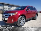 2013 Ford Edge Limited - AWD, PWR SUNROOF, BLUETOOTH, NAV! SUV