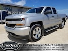 2016 Chevrolet Silverado 1500 Custom - Great Options! New Tires, 4x4! Truck Double Cab