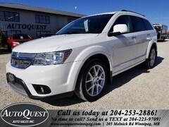 2011 Dodge Journey R/T - AWD, Remote Start, Heated Seats, Bluetooth! SUV