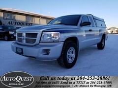 2009 Dodge Dakota ST - 3.7L, Cruise, Tradesmen Cap w/ Side Access! Extended Cab