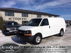 2012 Chevrolet Express 2500 Cargo Van - RWD 4.8L Vortec!  LOW KMS! Cargo