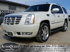 2007 Cadillac Escalade FULLY LOADED AWD - ACCIDENT FREE! SUV