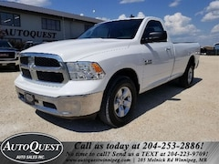 2013 Dodge Ram 1500 SLT - 4.7L, 4x4! Low Mileage & Accident Free! Truck Regular Cab