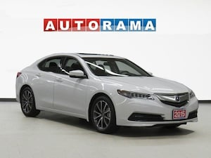 2015 Acura TLX V6 Tech Pkg Navigation Sunroof Backup Cam