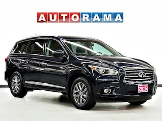 2015 INFINITI QX60 NAVIGATION BACK UP CAM LEATHER SUNROOF 7-PASS SUV