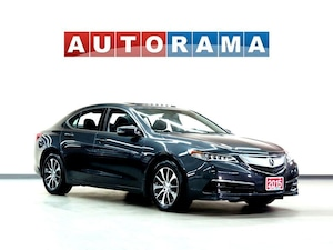 2015 Acura TLX Technology Pkg Navigation Sunroof Leather
