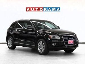 2015 Audi Q5 Progressive Pkg AWD Navigation Leather Sunroof