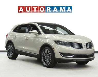 2016 Lincoln MKX AWD Navigation Leather Pano-Sunroof Backup Cam SUV