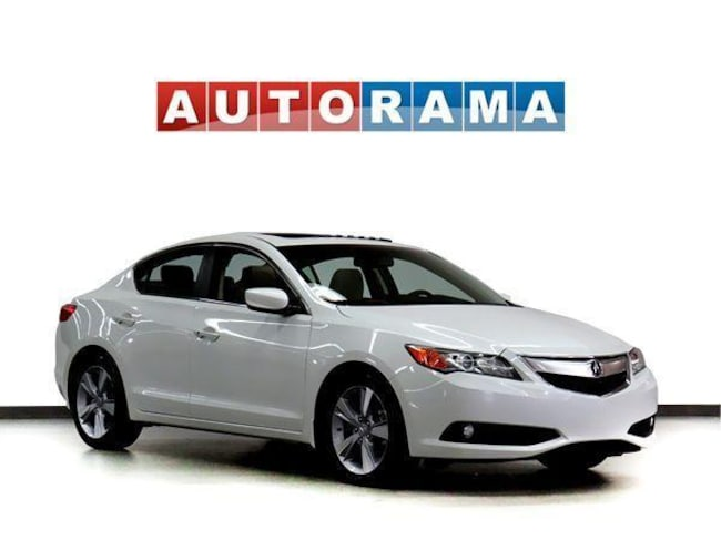 Pre-Owned 2014 Acura ILX TECH PKG NAVIGATION LEATHER SUNROOF BCAKUP CAM Sedan in Toronto