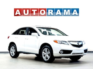 2015 Acura RDX TECH PKG NAVI BACK UP CAM LEATHER SUNROOF AWD SUV