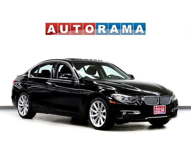 Pre-Owned 2014 BMW 328XI XDRIVE NAVIGATION BACKUP CAM LEATHER SUNROOF Sedan in Toronto