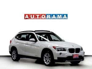 2013 BMW X1 XDRIVE NAVIGATION LEATHER SUNROOF