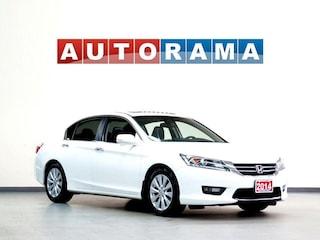 2014 Honda Accord EX-L LEATHER SUNROOF BACK UP CAMERA Sedan