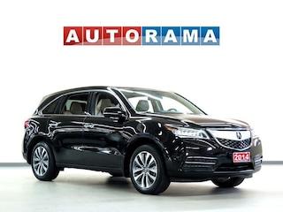 2014 Acura MDX Elite AWD Navigation Leather Sunroof Backup Cam SUV