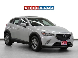 2016 Mazda CX-3 GS 4WD Leather Sunroof Backup Cam SUV
