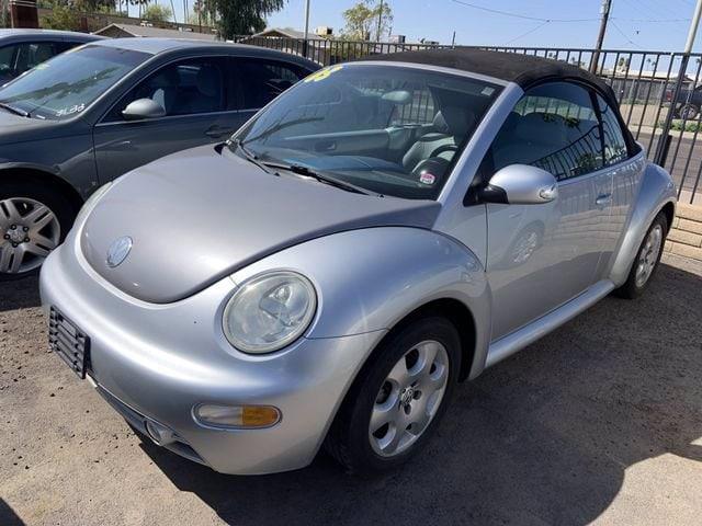 2003 Volkswagen New Beetle GLS 1.8T Convertible