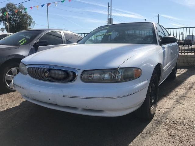 Used 1999 Buick Century For Sale At Auto Repo Depot Vin 2g4ws52m1x1611716
