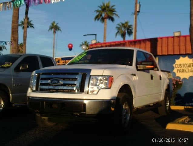 2012 Ford F-150 XLT Pickup 4D 5 1/2 ft Truck SuperCrew Cab