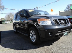 2015 Nissan Armada SL Sport Utility 4D SUV