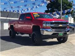 2018 Chevrolet Silverado 1500 LT w/1LT Truck Crew Cab