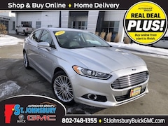 2014 Ford Fusion SE Sedan For Sale in St. Johnsbury